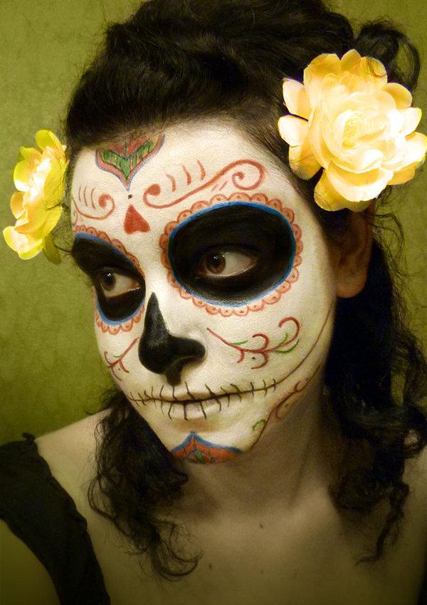 dia_de_los_muertos_makeup_by_eglem-d305hcl
