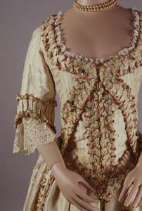 1780 robe a la turque