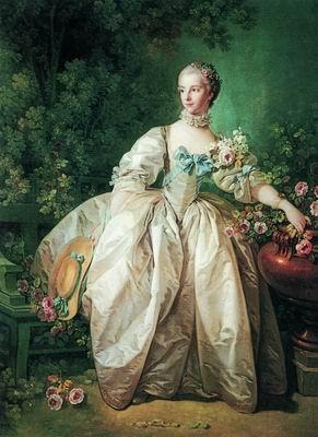 1746 Bousher. Madame de Bergere 1746