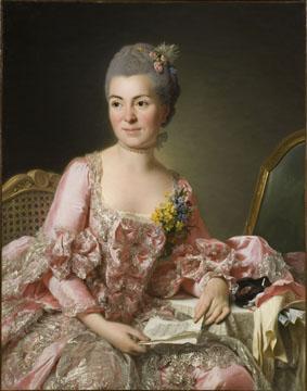 1770 Alexander Roslin. marie Suzanne Giroust