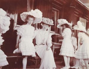 Романовы детские летние шляпки
