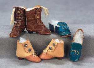 ботинки сапоги 017