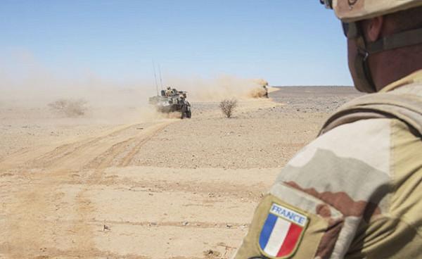 Убегая из Сирии, американцы «забыли» про французский спецназ