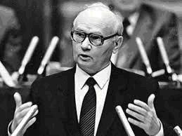 Председатель КГБу СССР Крючков