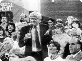 Фил Донахью 0 телемост ССС-США 1986 год