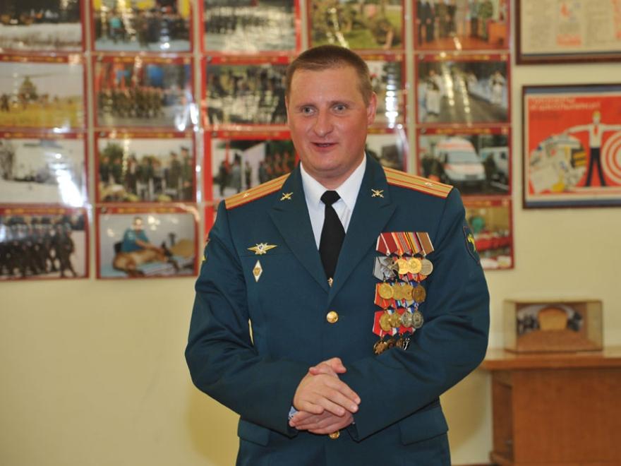 Маресьев нашего времени история майора Алексея Климова 166 бригада