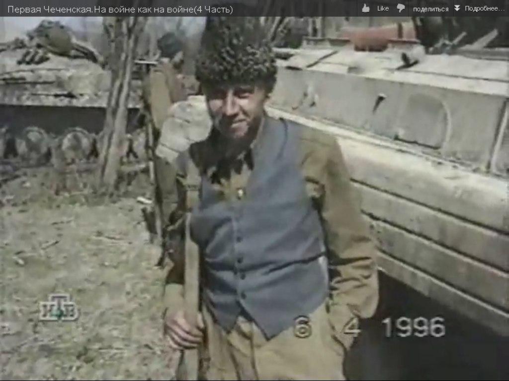 Павел Зябкин 166 бригада Чечня Украина