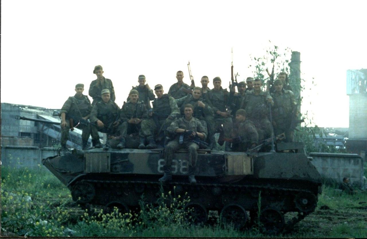 9 рота 108 ПДП 7 ПДД Чечня цементный завод