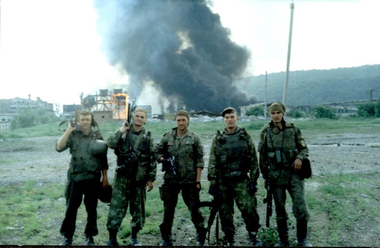 9 рота 108 ПДП 7 ПДД Чечня Чири Юрт