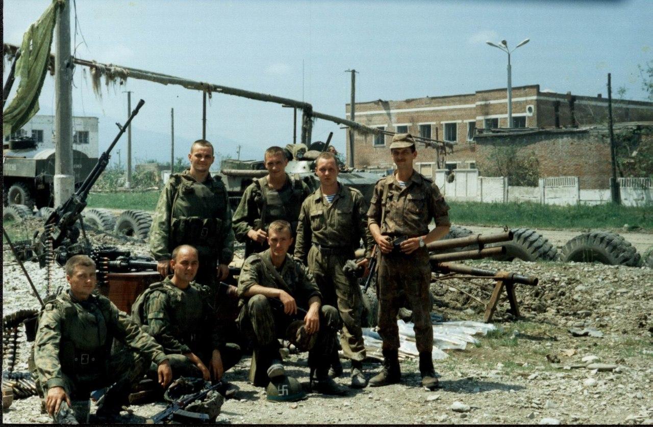 Чири Юрт 9 рота 108 ПДП 7 ПДД Чечня Цементный завод