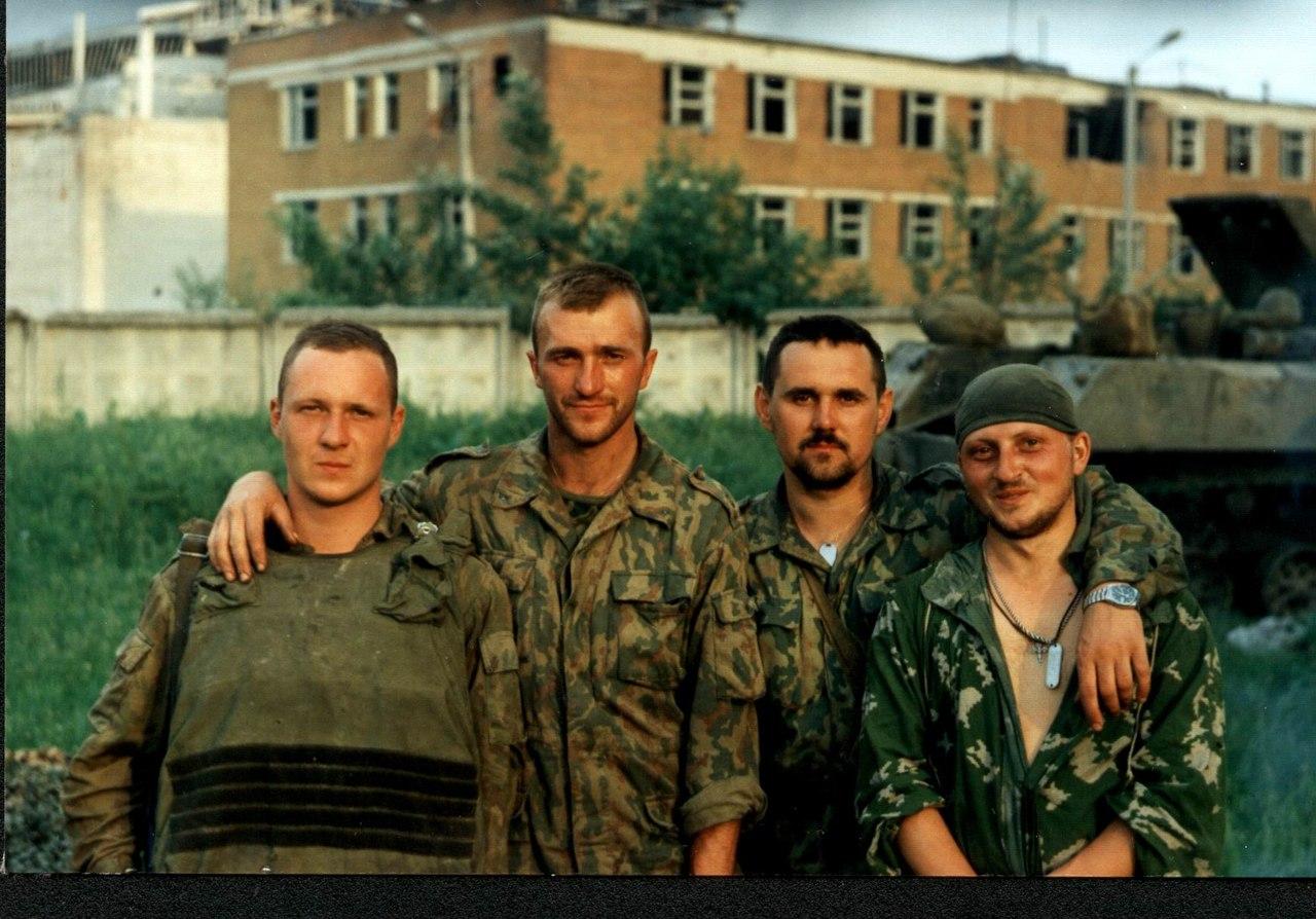 Чири Юрт 9 рота 108 ПДП 7 ПДД Чечня