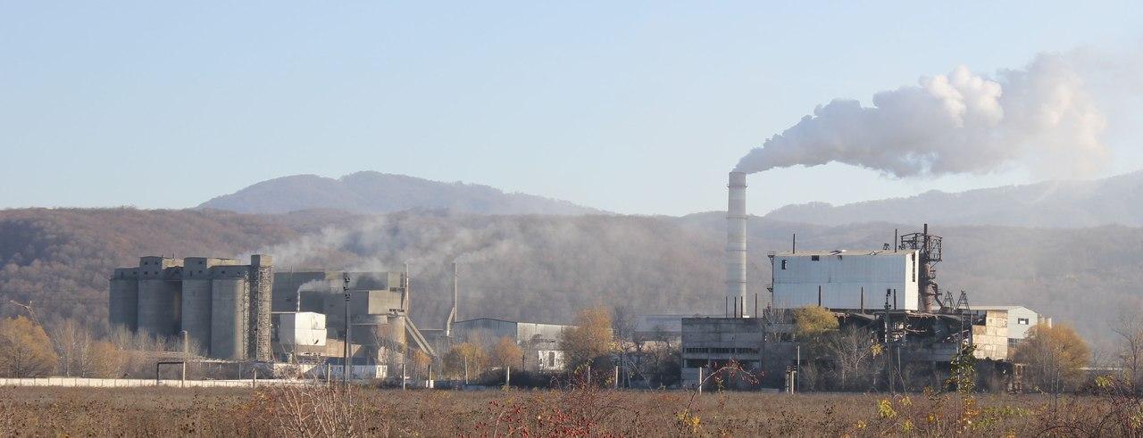 Цементный завод Чири Юрт Чечня Штурм 166 омсбр