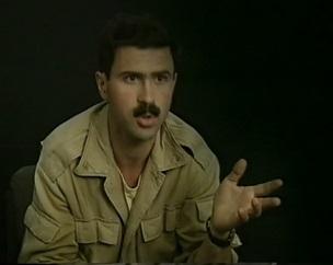 Константин Камруокв 166 бригада Чечня