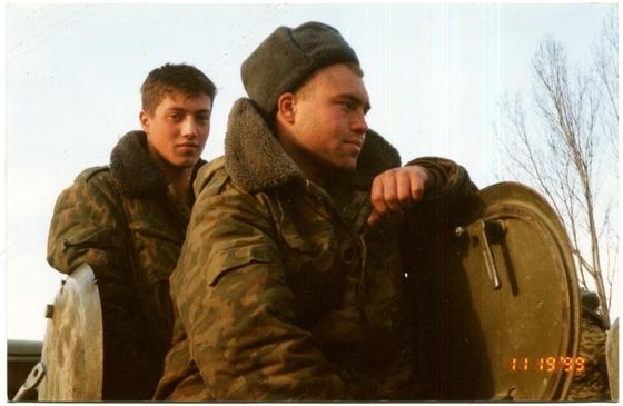 Чечня 245 полк