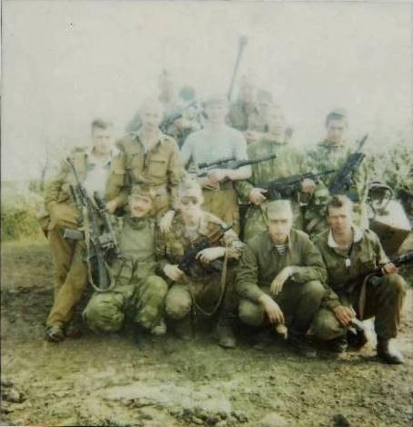 166 омсбр разведрота Чечня
