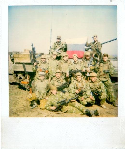 166 омсбр Чечня