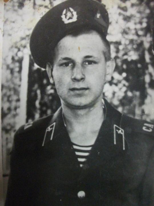 Сергей Кучмин Снайпер