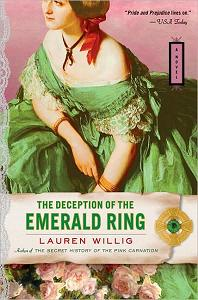 Eloise Kelly 03 The Deception Of The Emerald Ring