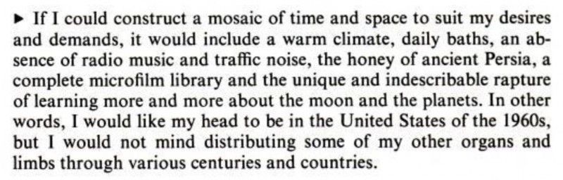Nabokov's interview with Jane Howard, LIFE, November 1964.