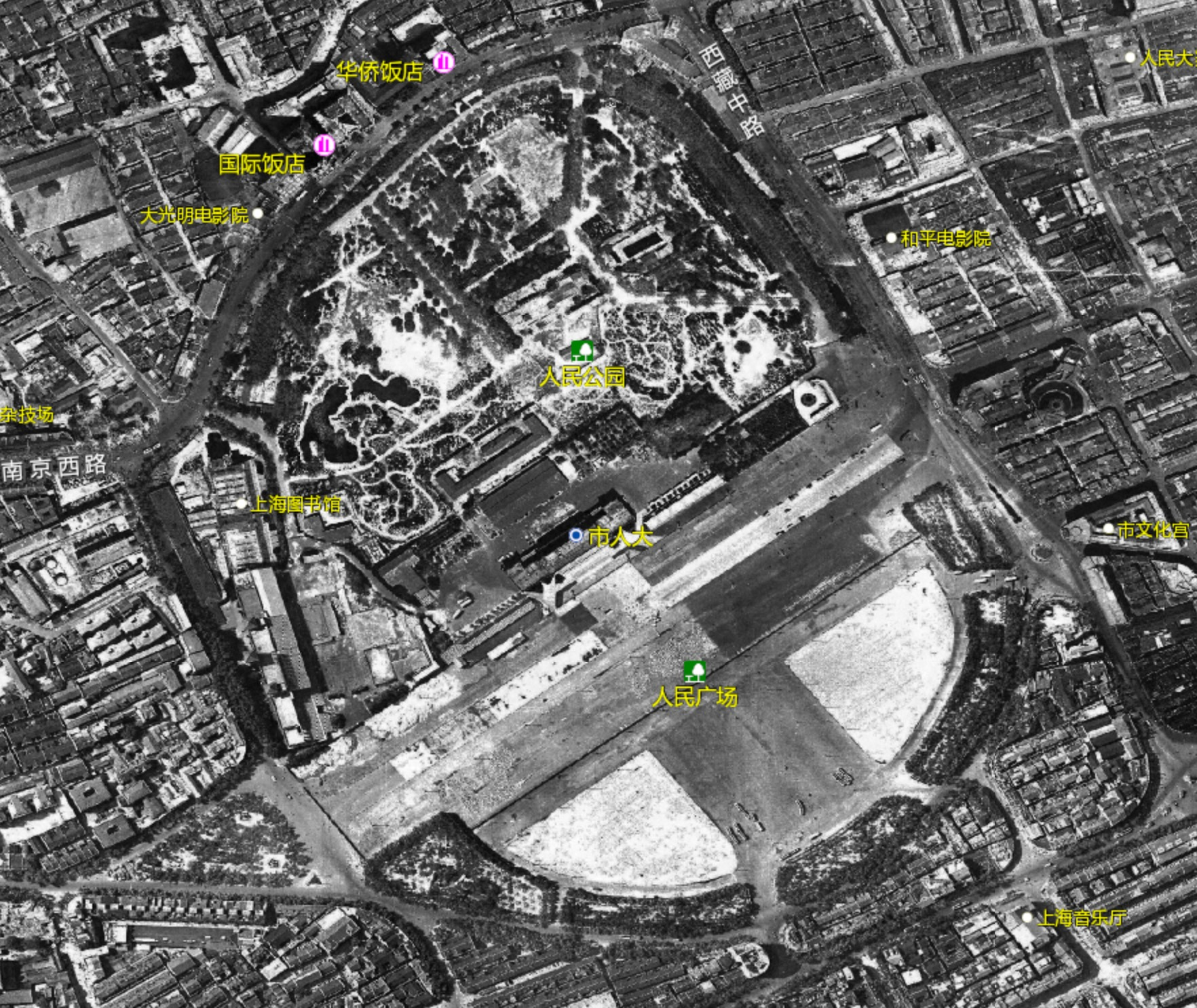Amazing historic aerial maps of Shanghai: avezink — LiveJournal on 2015 map of london, 2015 map of asia, 2015 map of singapore,