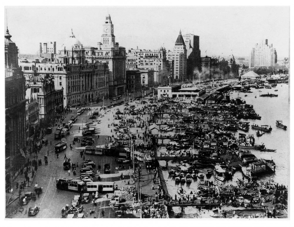 impressions of shanghai in 1934  essay by a russian