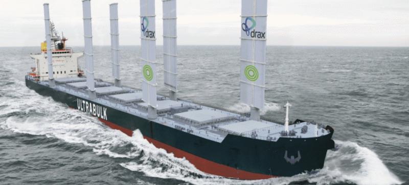 Испытания жестких парусов IMechE и Smart Green Shipping Alliance
