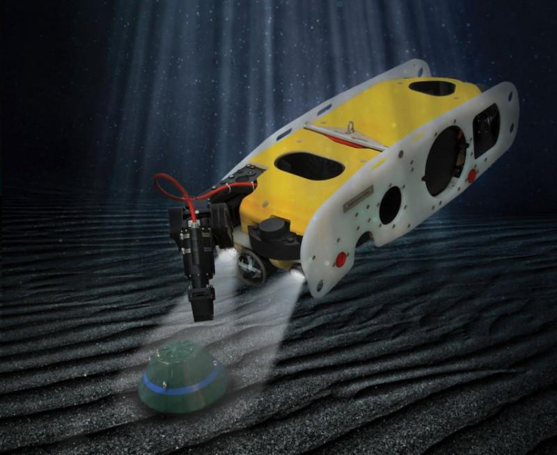 АНПА Sea Wasp фирмы SAAB