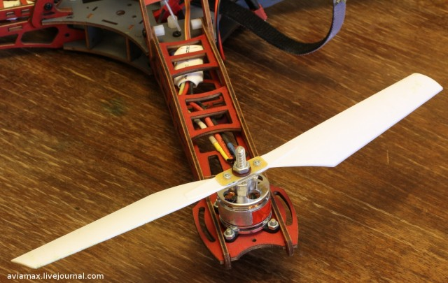 Сделать пропеллер для квадрокоптера комплект combo к бпла mavic air combo