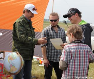 Open Pylon 2012 Калачево Омск - награждение участников
