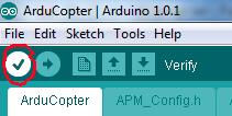 Arduino compile