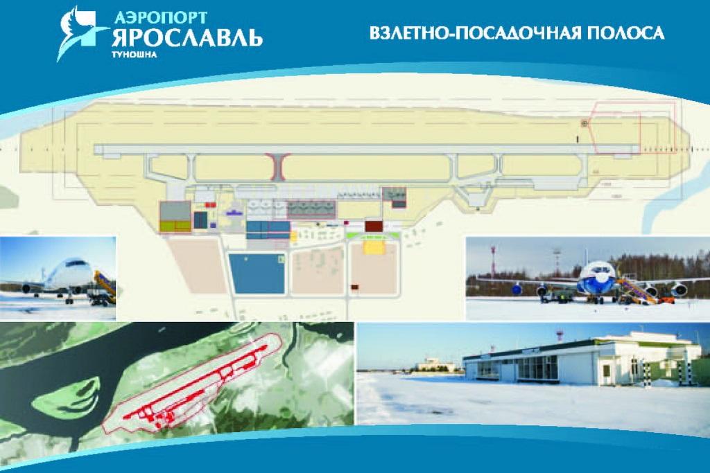 Аэропорт Ярославль допущен к