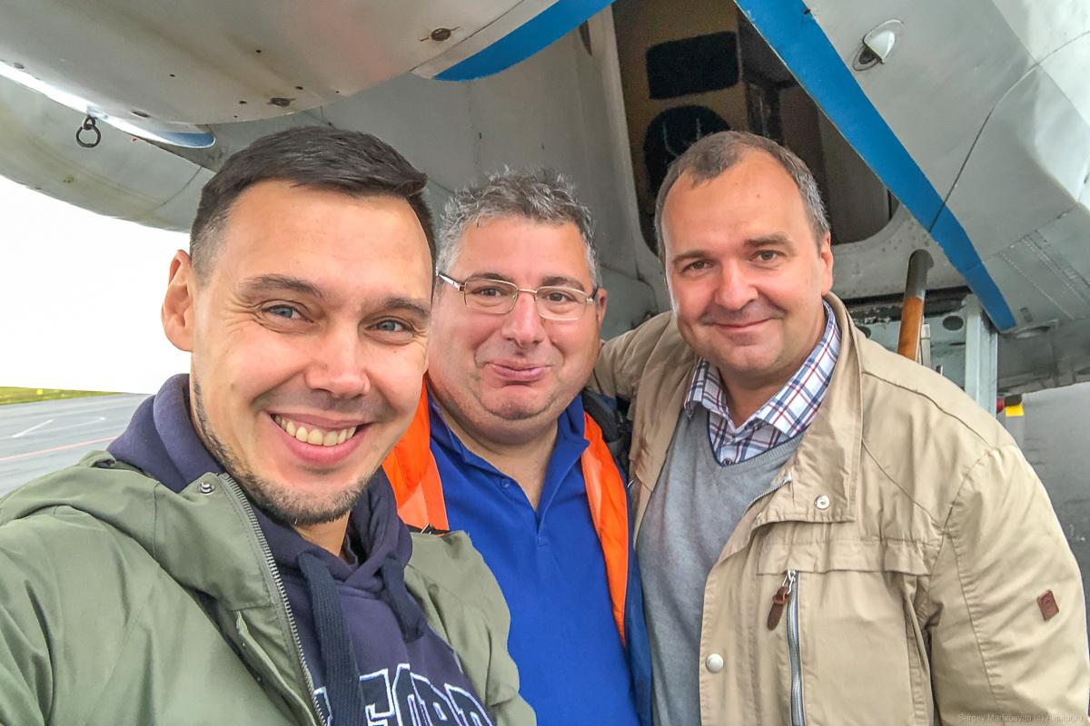 Как слетать на Як-40? 20190906_IMG_3487