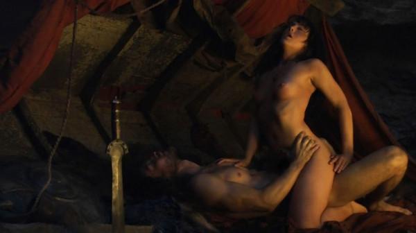 Спартак Кровь и песок  секс сцены  EROCADRCOM