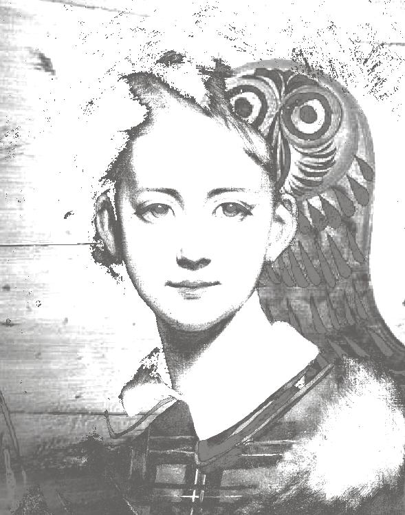 девочка и сова