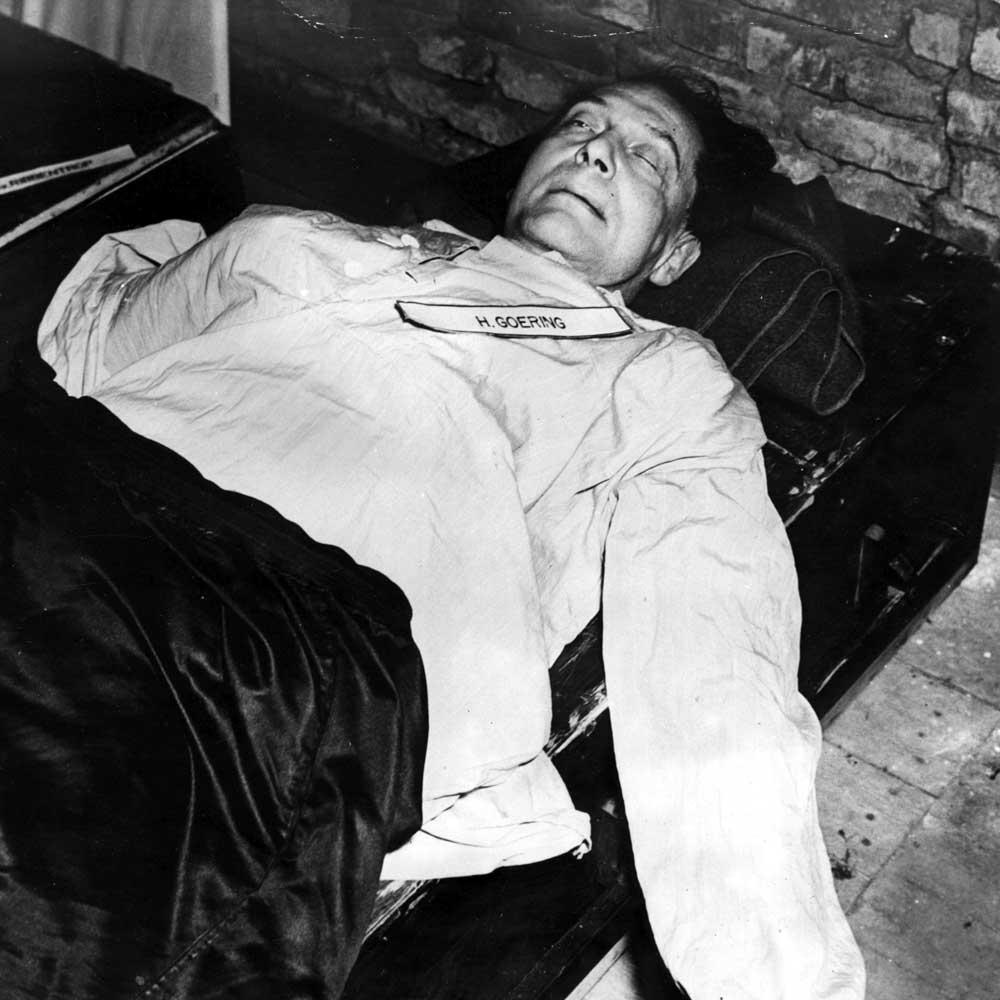 Бывают странные сближенья Goering-Suicide