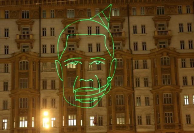 Духовные скрепы: В Москве Обаму накормили бананом