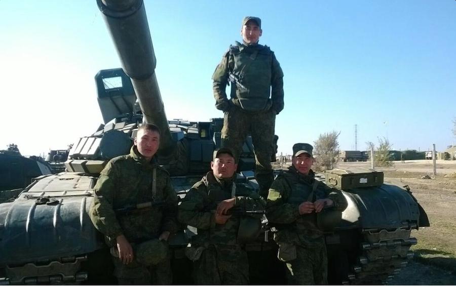 """""""Меня в армию забрали в горную Абхазию, но х@йлом был дан приказ часто ездить под Донбасс"""": российские реактивщики-оккупанты обстреливали """"Градами"""" Украину, - блогер - Цензор.НЕТ 651"""