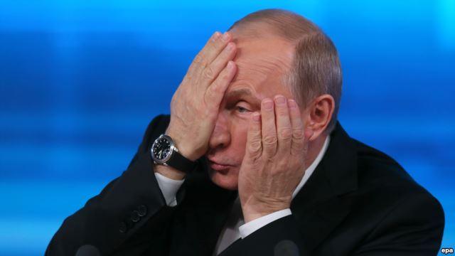 """Путин: """"Отток капитала - это не отток капитала. Деньги остались в стране"""""""