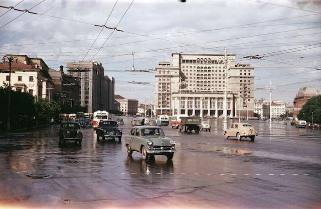 манежная-1960
