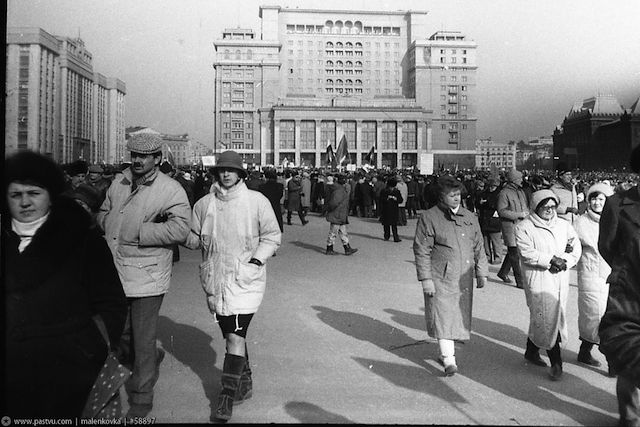 манежная-1991