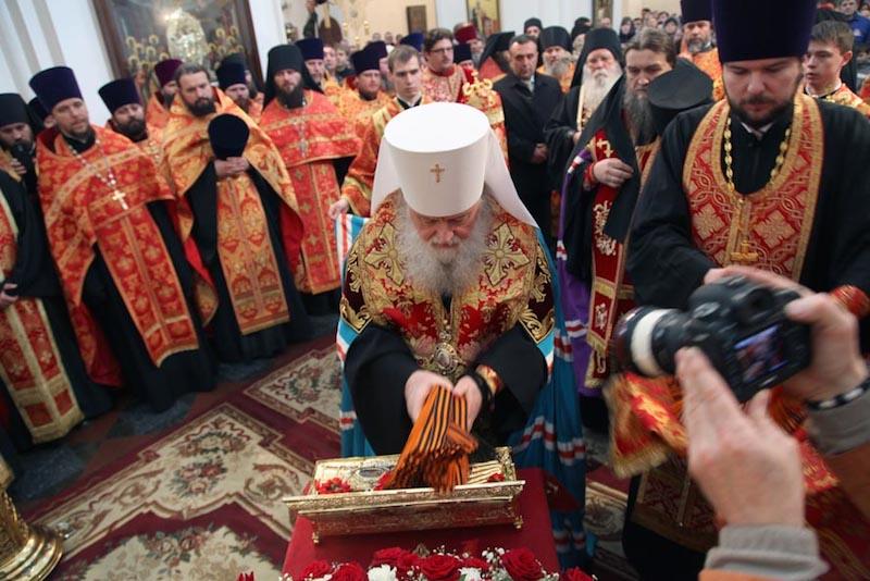 Ватикан не хочет, чтобы ситуация на Донбассе переросла в еще один забытый конфликт, -  кардинал Паролин - Цензор.НЕТ 1537