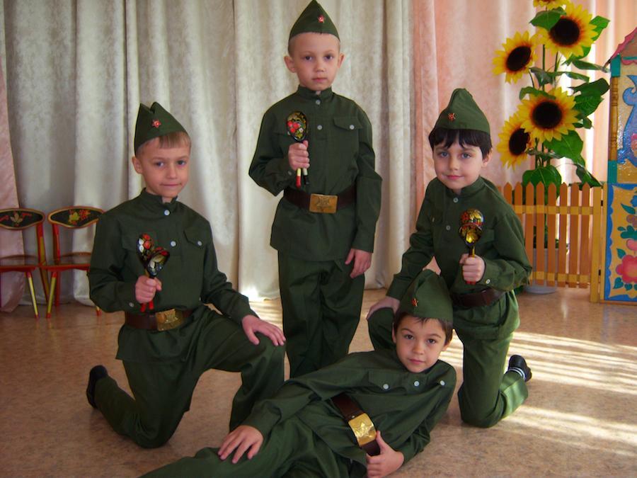 дети-победа
