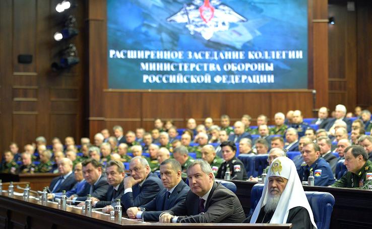 """Кирил назвав РПЦ """"островом свободи"""", який """"замовили"""" зруйнувати - Цензор.НЕТ 3320"""
