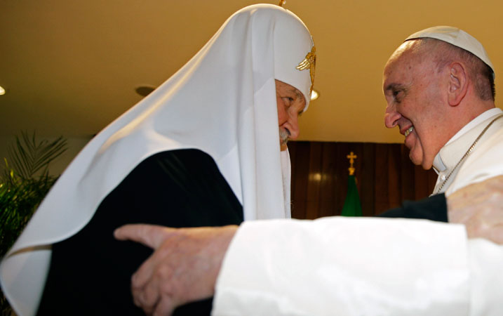 Cuba-Pope-Patriarch