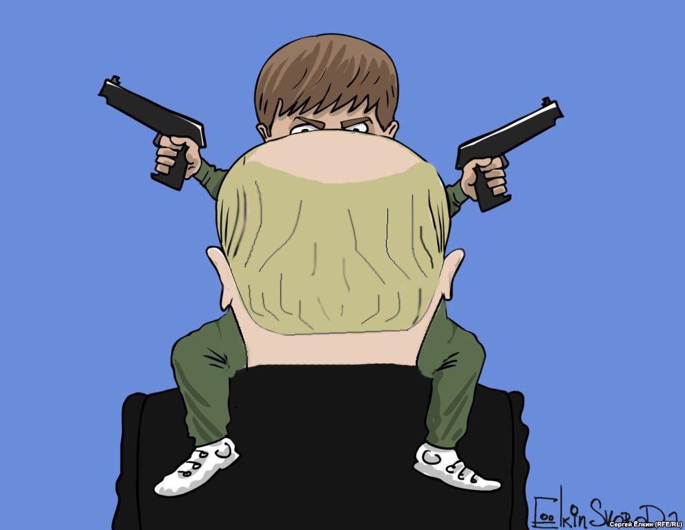"""Кадыров назвал драку в воинской части в Чечне """"бытовой"""" - Цензор.НЕТ 3137"""
