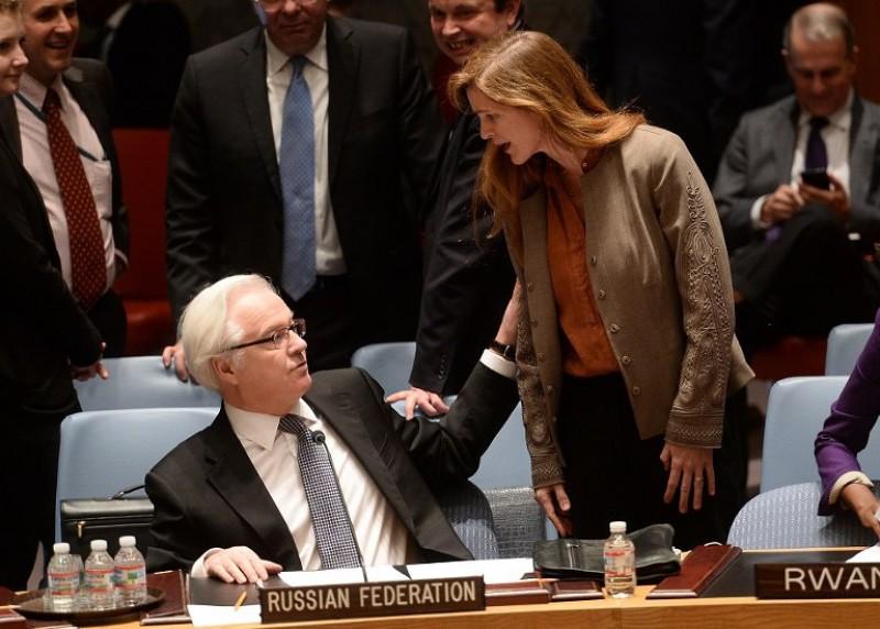 """Постпред США в ООН - властям РФ: """"Вы можете рассказывать о том, что Крым ваш, но он никогда не будет вашим"""" - Цензор.НЕТ 3764"""