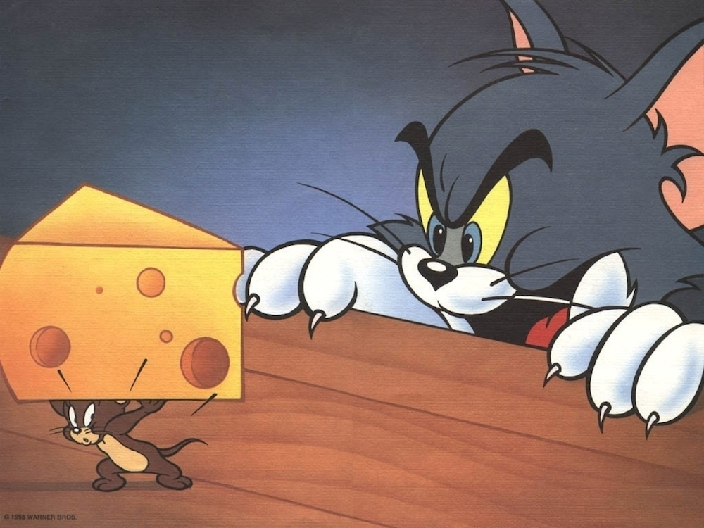cartoons_cheese_tables_mouse_tom_and_jerry_cats_drawn_1024x768_wallpaper_Wallpaper_2560x1920_www.wall321.com