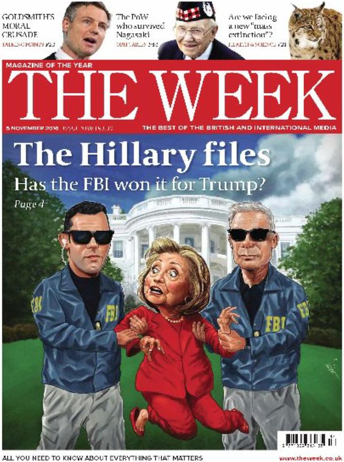 Трамп опережает Клинтон по результатам голосования в 42 штатах - Цензор.НЕТ 583