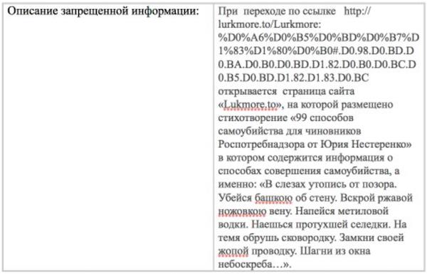 Новости Роскомнадзора
