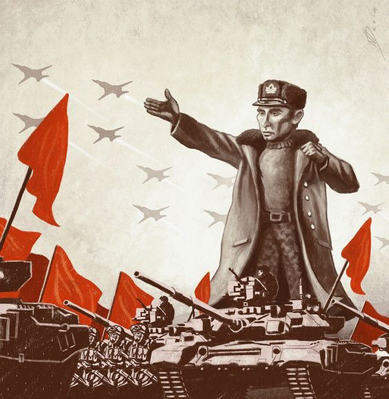 """Мы не допустим """"цветных"""" революций на территории РФ и наших союзников, - Путин - Цензор.НЕТ 259"""